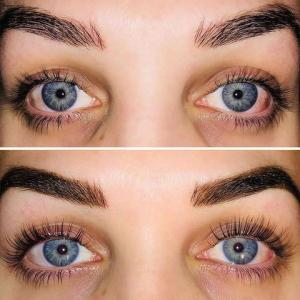 What is the difference between a lash lift and lash perm ? | Nail salon Brantford